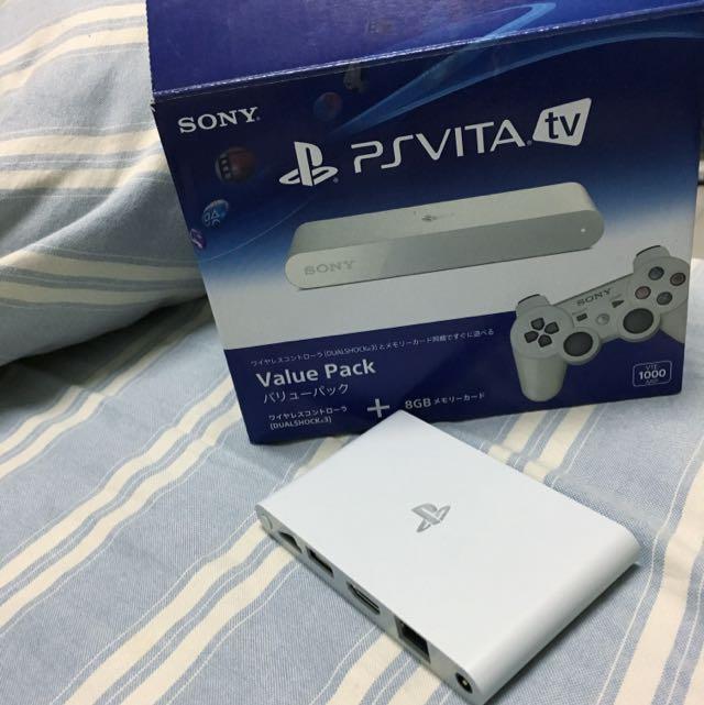 PSVITA TV (含手把)