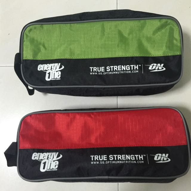 0685094dcfcb new optimum nutrition true strength gym bag sports on carousell ...
