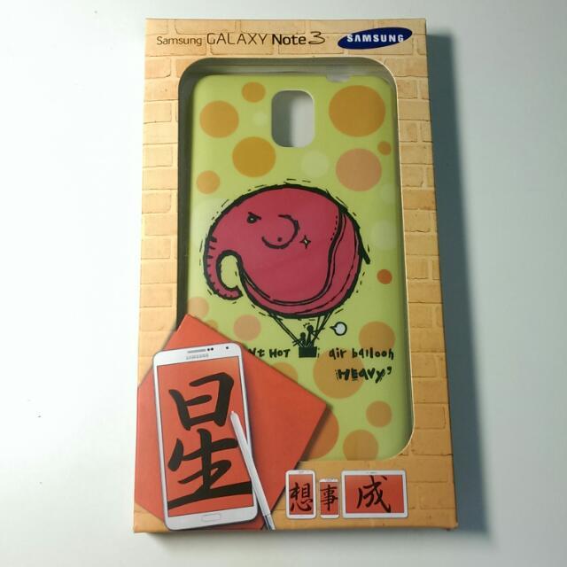 (1元起價)SUMSUNG Note3手機保護硬殼