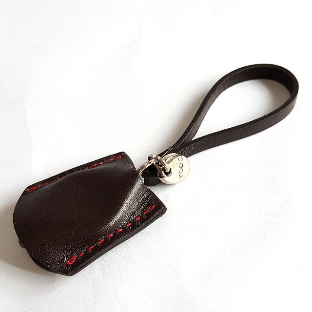TOD'S Mini Leather Flashlight