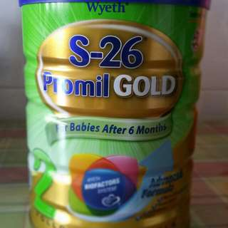 Wyeth S26 promil GOLD