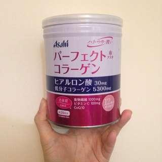 (保留)(加購品)Asahi 膠原蛋白粉