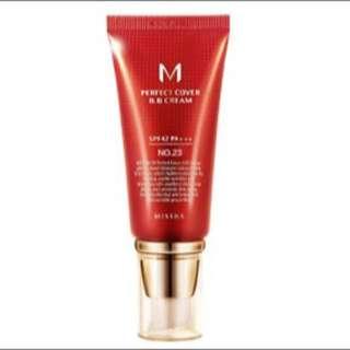 Missha Perfect Cover B.B Cream SPF 42++ 50ml