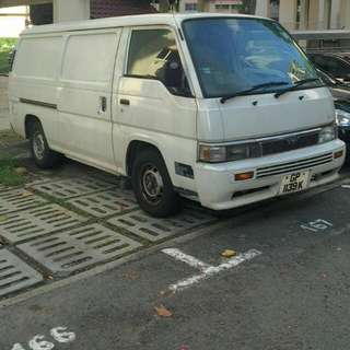 Van For Rent Cheap!