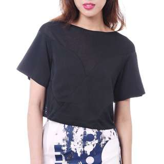 MDS Tracey Top in Black
