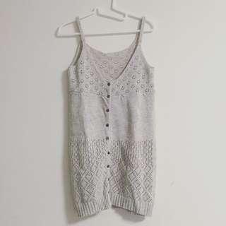 Taipei Wufenpu | Knitted Dress Free Size