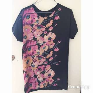 Zara Long Top