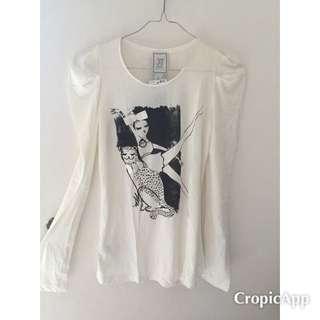 Mango Long T-Shirt