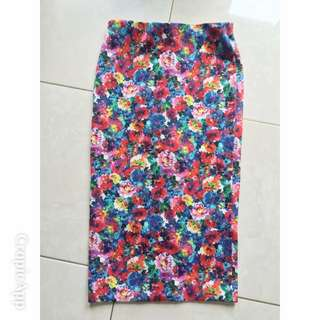 Nyla High waisted Skirt