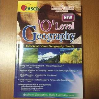 O level Geography guidebook