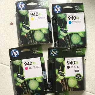 HP 940XL printer Ink