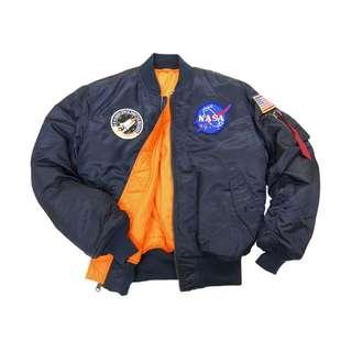 Youth NASA MA-1夾克