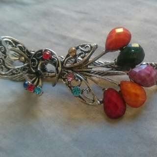 Antique Hair Clip