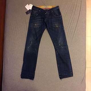 限量全新正品4折!Armani Jeans 亞曼尼限量牛仔褲!