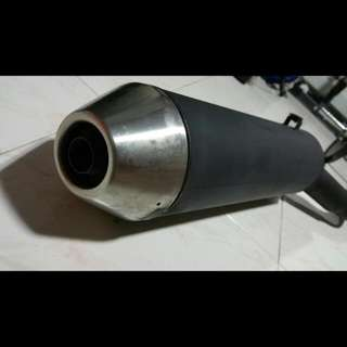 Drz Stock Exhaust Pipe