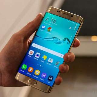 Samsung S6 Edge Plus 32gb Gold