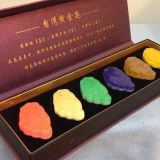 台灣黃金肥皂 珍藏禮盒
