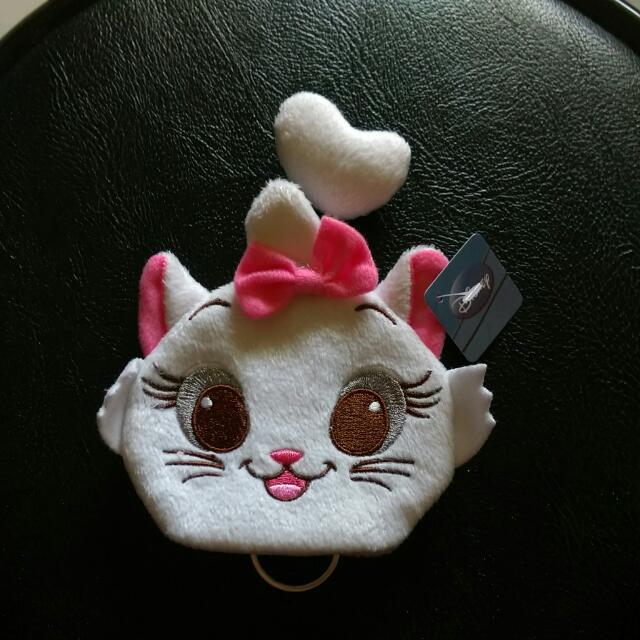 (現貨)瑪莉貓造型鑰匙包🆕