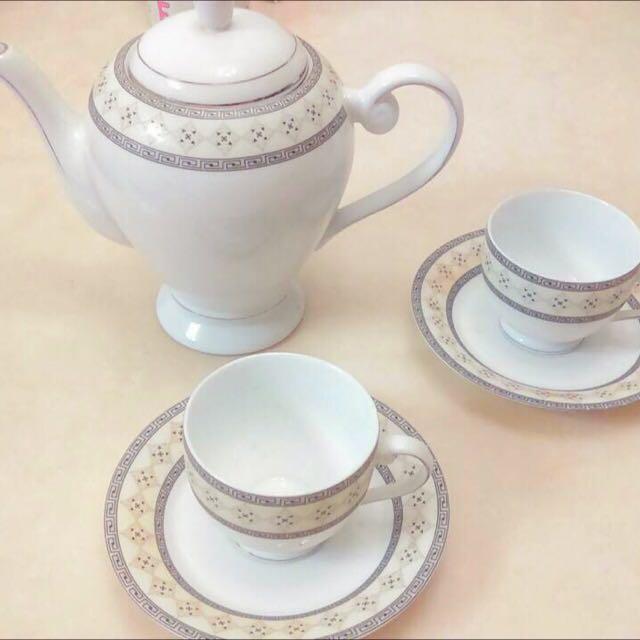 下午茶杯組