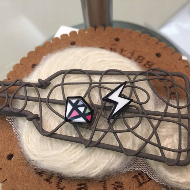 韓國 GRAIN DE BEAUTE ⚡️➕💎耳環
