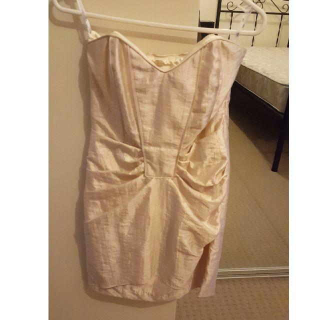 Anise Strapless Dress - Prom/Formal