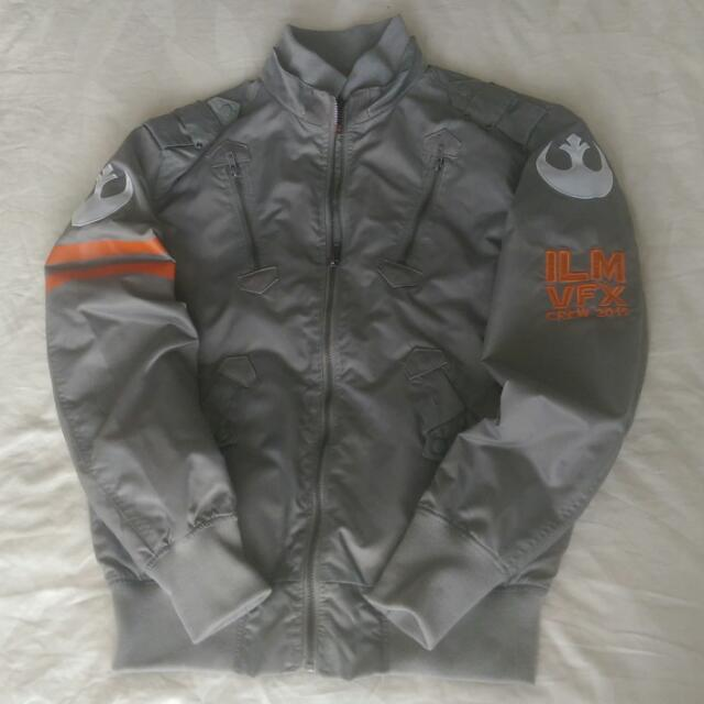 Brand New Star Wars Bomber Flight Jacket