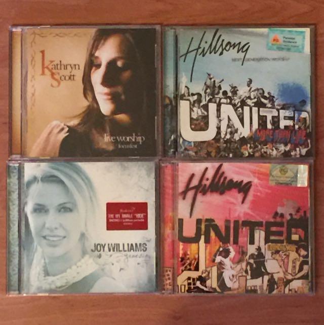 Christian CD Albums <PENDING>