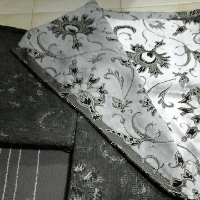 Dekotora/kinkazan Fabric