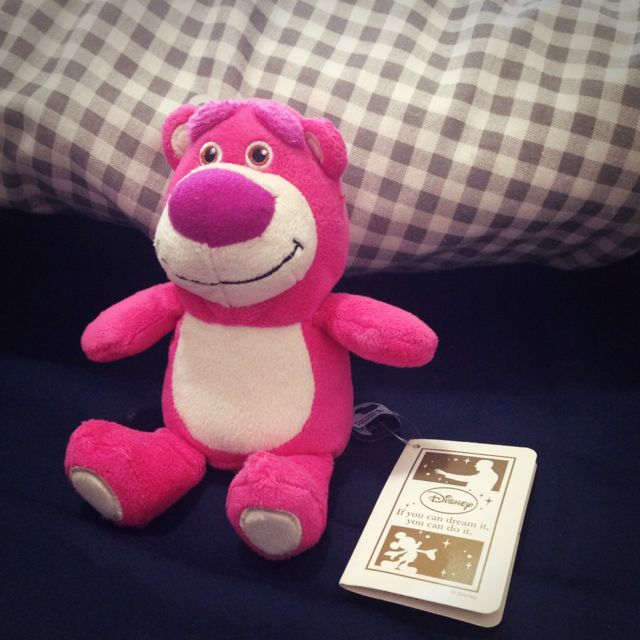 DisneyStore 110週年限定 熊抱哥玩偶