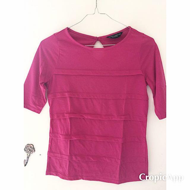 Dorothy Perkins Fuschia T-shirt
