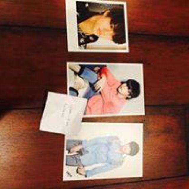 Exo Polaroids