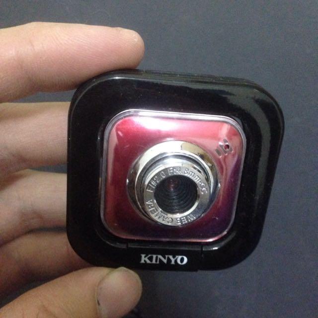 Kinyo 網路攝像鏡頭 視訊 二手