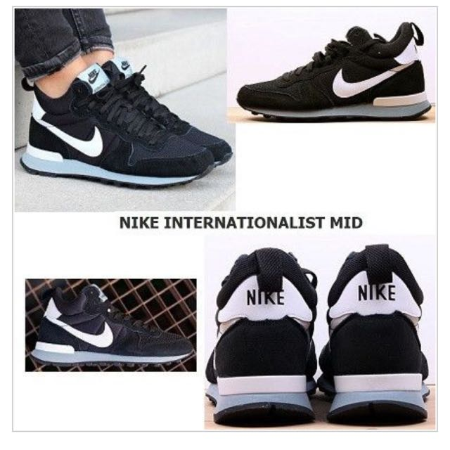 Nike 松本惠奈實著款 Internationalist Mid