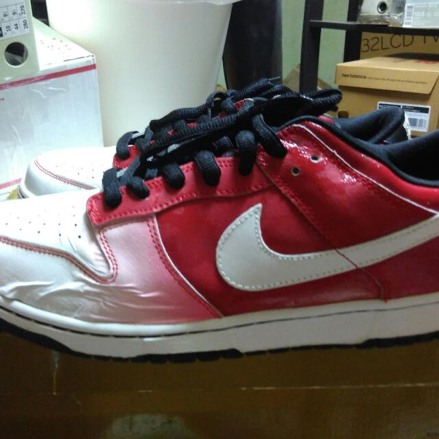 new styles 02a22 6a151 ... promo code for nike sb dunk low premium kuwahara et us11 mens fashion  on carousell 434a8