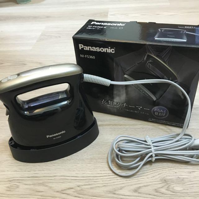 Panasonic NI-FS360 手持式蒸氣熨斗