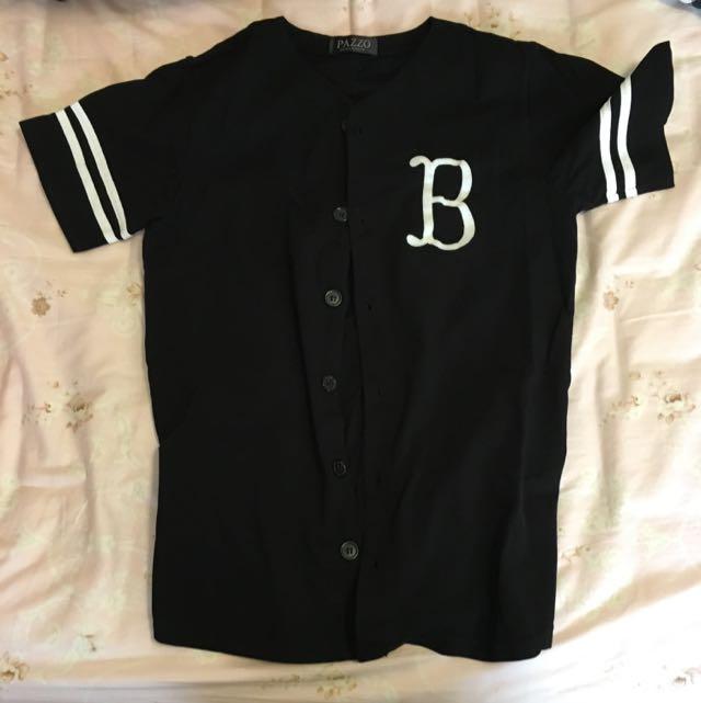 Pazzo短袖棒球外套
