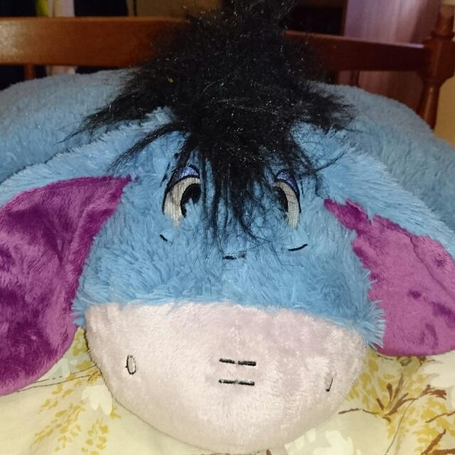 Pillow Pet Donkey From Winnie The Poo