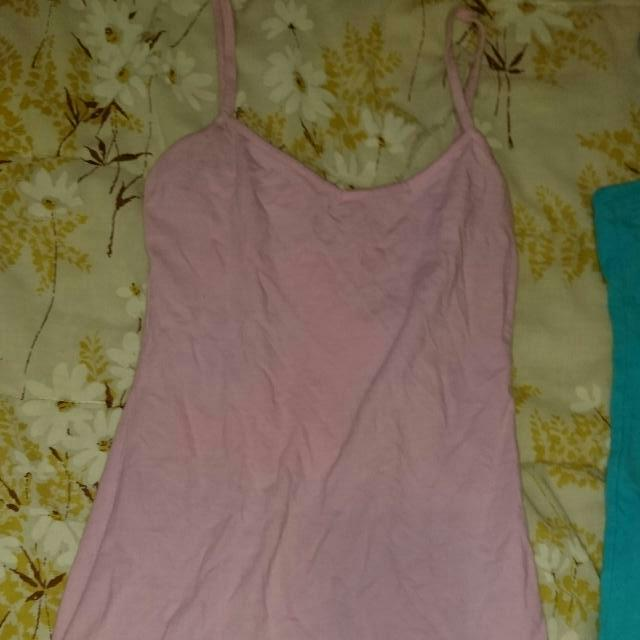 Pink Supre Tank Top (size xs)
