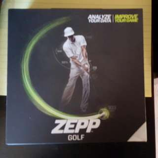 ZEPP Golf Swing