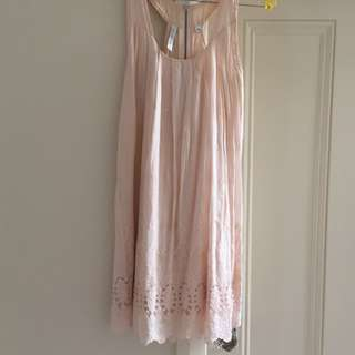 Forever New Pale Pink Dress