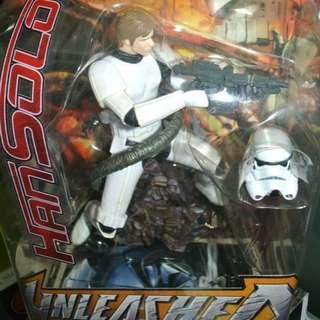 Star Wars Unleashed Han Solo In Stormtrooper Suit