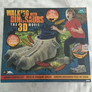 Walking With Dinosaurs Foot