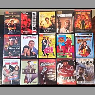 DVD Collection (15)