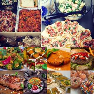 Catering; Events; Food  -  RANEESCATERING