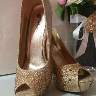 (RESERVED) BN Glitz & Glamz Heels