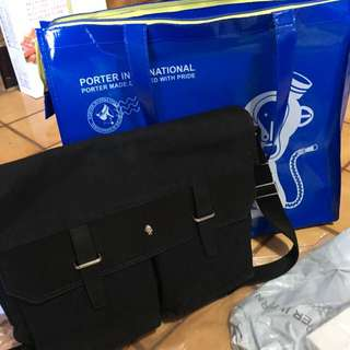 Porter全新側背包