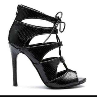 Tie Up Heels