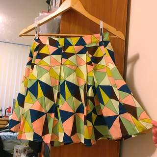 Pinclove Colourful Skirt