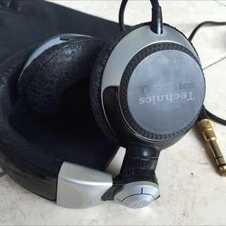 Technics RP-DJ1210 二手耳機