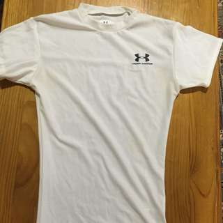 Underarmour Compression Short Sleeve Top Shirt
